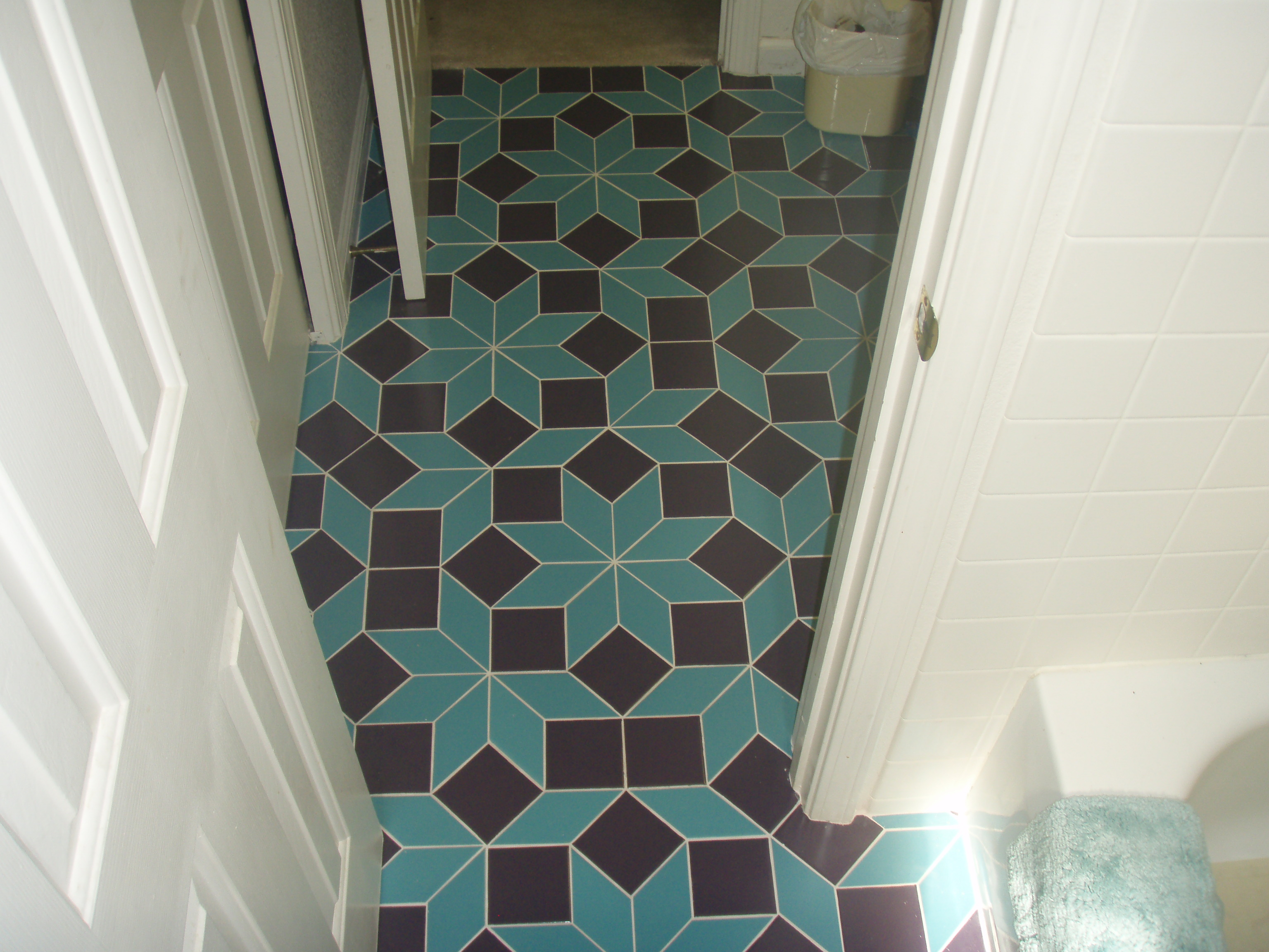 three mathematical floors - Images Of Bathroom Floors