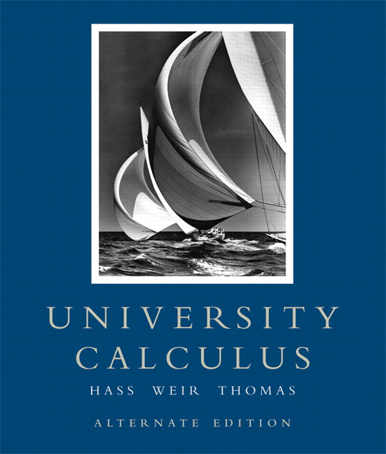 Thomas' Calculus - 11th Edition.
